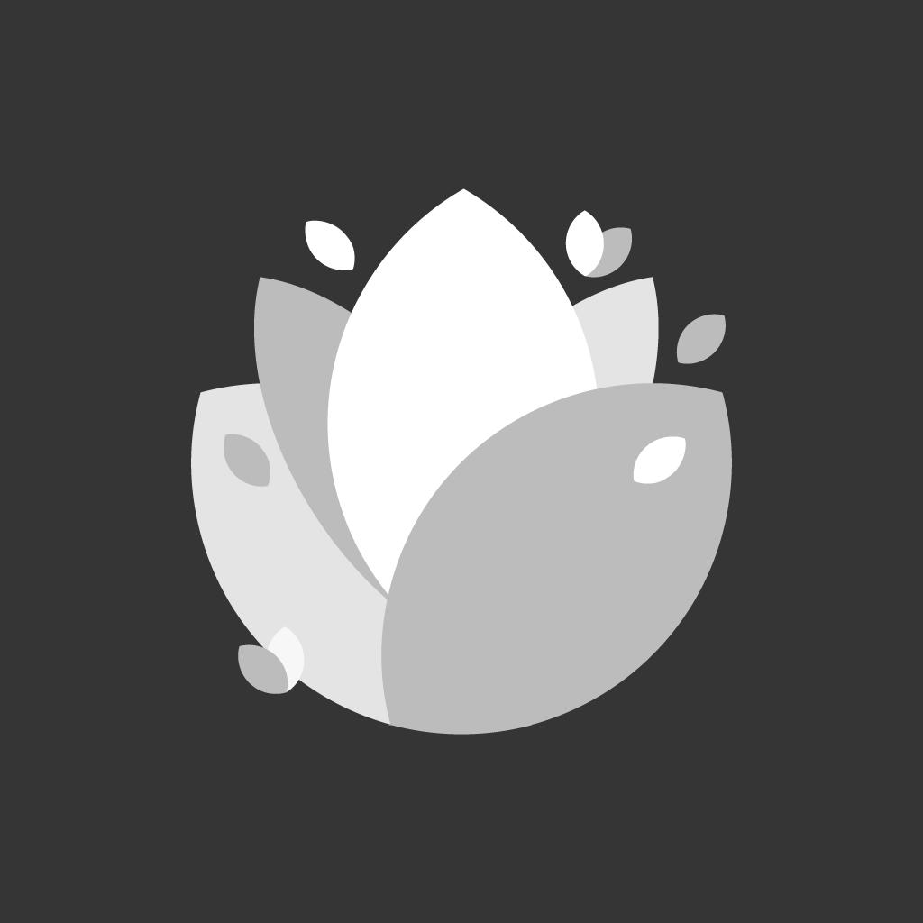 greyscaleflower-BKG