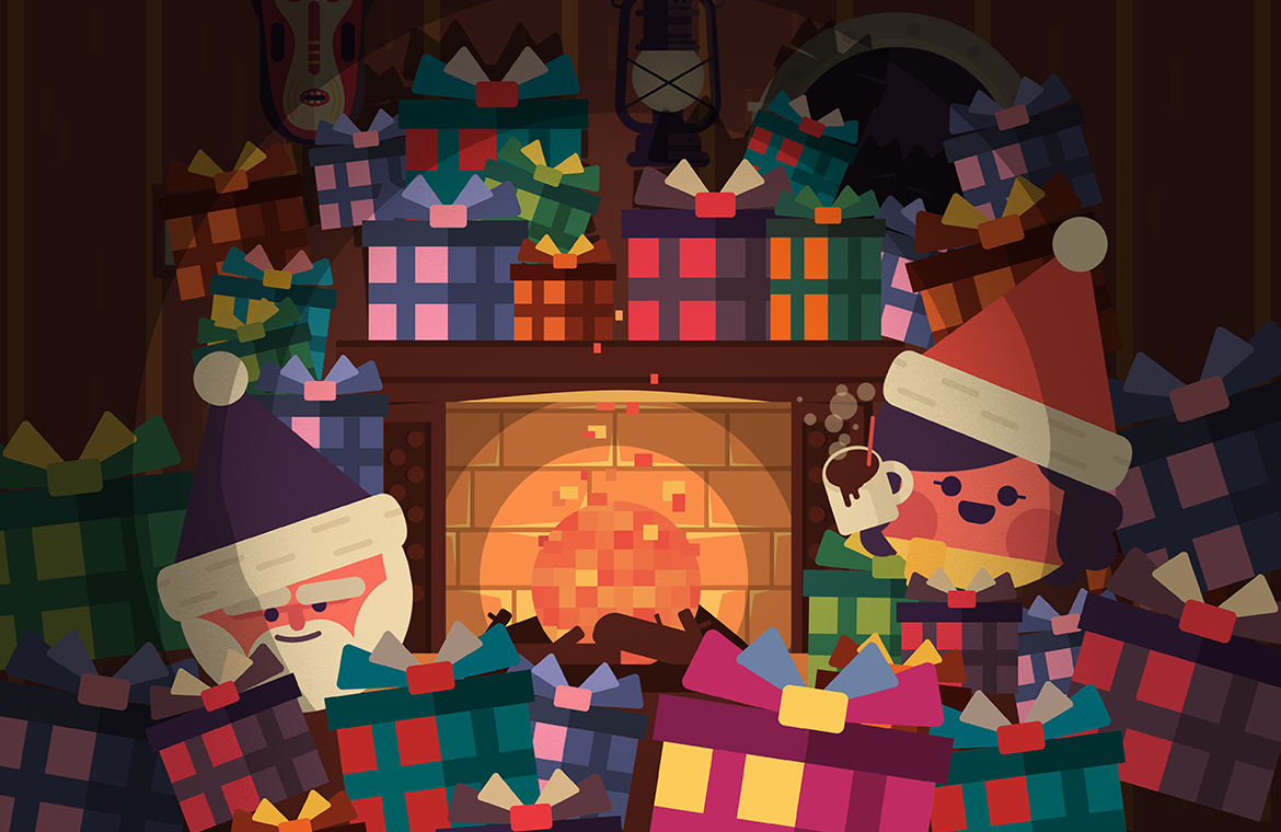 Two Dots Holiday Feature + Soft Currency Launch