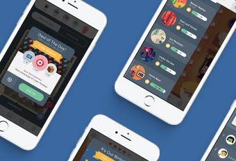 Two Dots UI Work