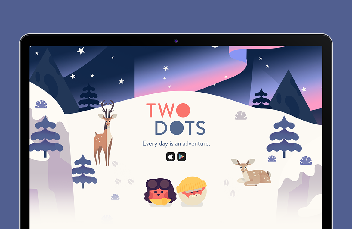 Dots Website – Two Dots